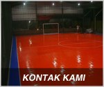 ahli lapangan futsal, kontraktor lapangan futsal dari bahan interlock flooring. matras futsal, v-sport
