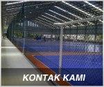 kontraktor lapangan futsal dari bahan interlock flooring