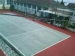 Proyek Lapangan Tennis dari Granit KANWIL DIRJEN PERBENDAHARAAN PROPINSI JABAR July 2013 II (2)