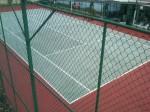 Proyek Lapangan Tennis dari Granit KANWIL DIRJEN PERBENDAHARAAN PROPINSI JABAR July 2013 III (2)